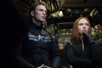 Captain America- The Winter Soldier 1