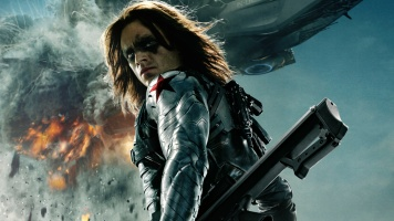 Captain America- The Winter Soldier 3