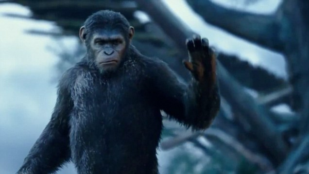 Dawn of the Planet of the Apes (2014) | Semantic Cinematics